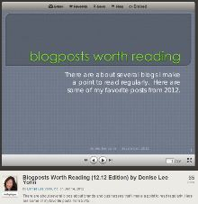 2012 Blogs to read Denise Lee Yohn