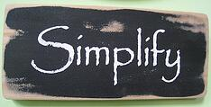 Simplify by integrating social into traditional marketing