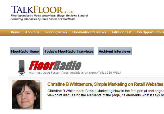 TalkFloor Website Reviews