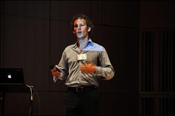 Jonah Berger at UnitedInsight's Contagious Marketing Event 2011