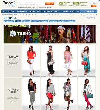 Zappos' Online Retail Experience: Powered By Customers