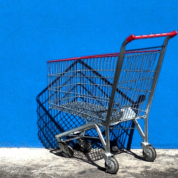 What to do when your shopping cart gets abandoned. Try email marketing.