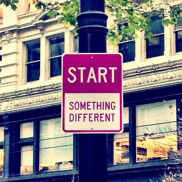 Want to Start Something Different... Like Inbound Marketing?