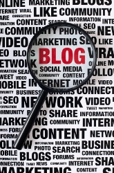 Evaluate a business blog