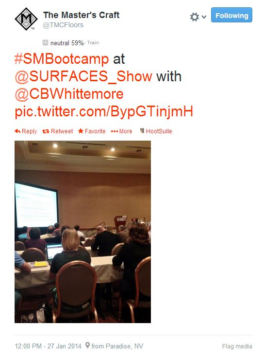 Bootcamp 2014 Twitpic Surfaces