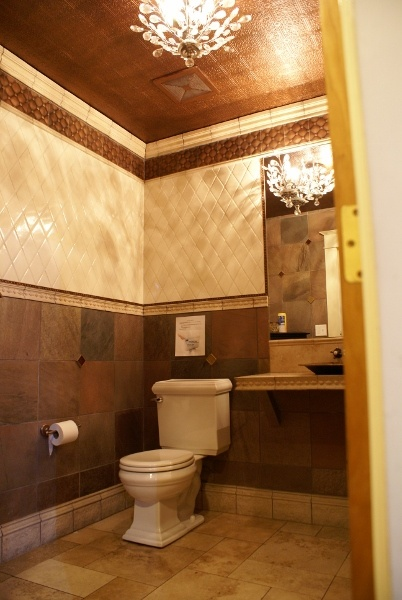 Classique Floors + Tile: Clean Retail Bathrooms Signal 'Welcome'