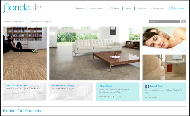 Florida Tile Online