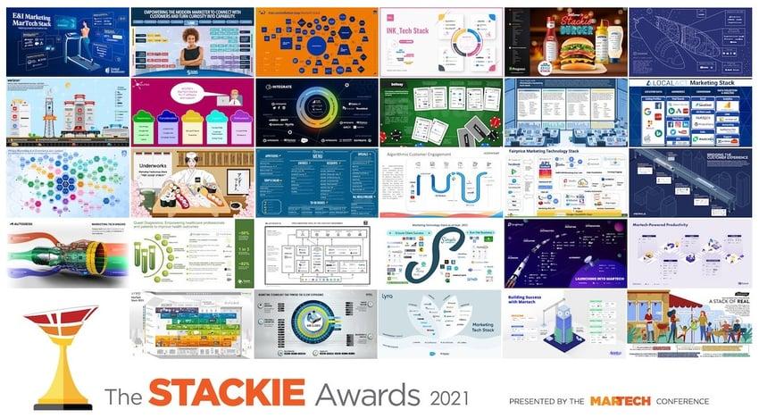 2021 Stackie Award Entries