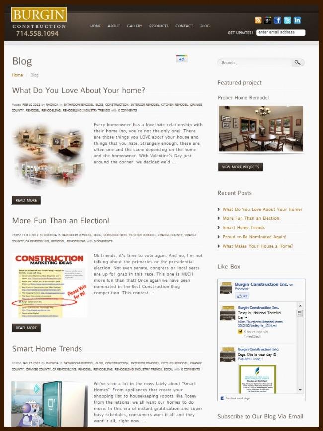 Burgin Construction Blog: Social Flooring Index Review