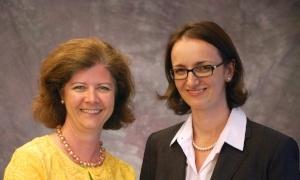 CBSAC/NY Co-Presidents Whittemore and Hammond