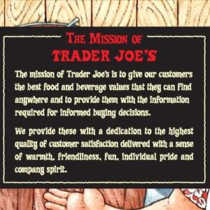 Trader Joe's Mission Statement