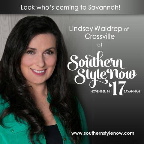 Crossville was the sponsor of both the showhouse and festival for Southern Style Now 1&2, and we have signed on for #3