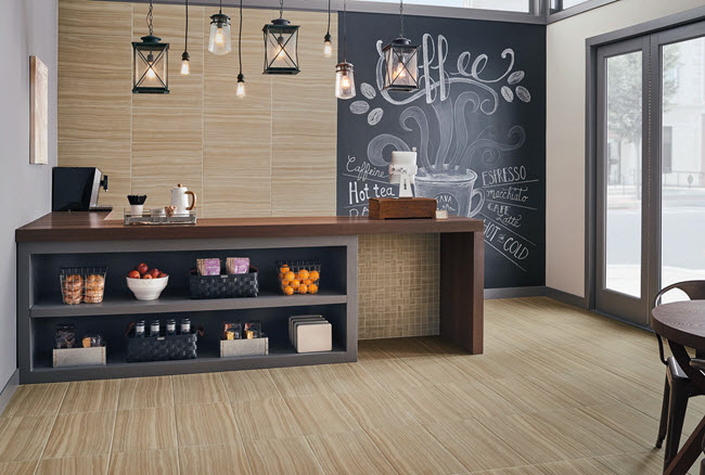 Crossville Tile's Java Joint Flat White product introcution