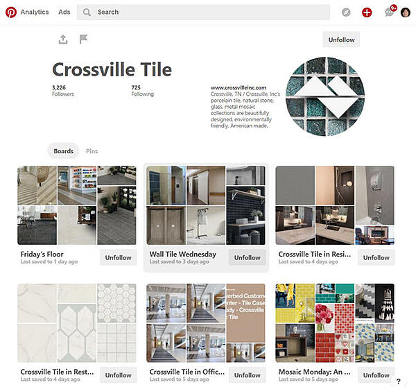 Crossville Tile on Pinterest