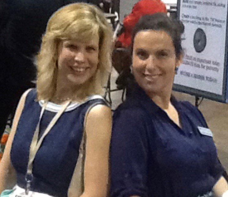 How Crossville Tile Uses Social Media: Meet Lindsey Waldrep and Irene Williams