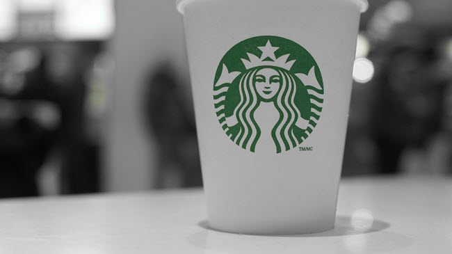 Starbucks' Mission: To inspire and nurture the human spirit – one person, one cup and one neighborhood at a time.