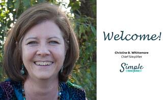 Christine B. Whittemore, Chief Simplifier, welcomes you to the Content Talks Business Blog