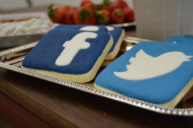 How valuable is social networking for business? Think Facebook and Twitter.