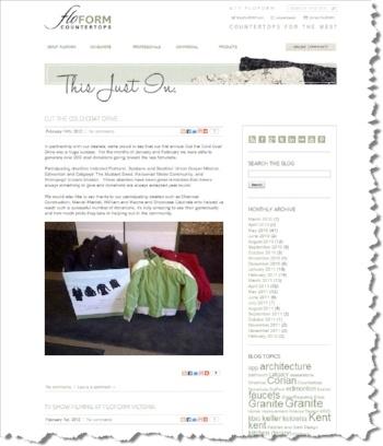 FloForm Countertops Blog